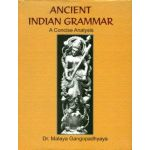 Ancient Indian Grammar